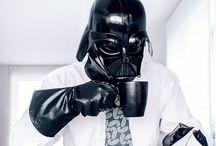 Darth Vader..