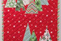 Christmas Quilts or Patterns