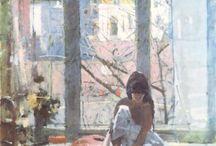 Ken Howard prints