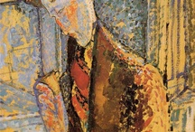 ART-Modigliani / The Man and The ARTIST / by Trisha Margarone