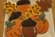 Cookies: Fall / by Alicia Wimberley