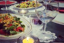 sofra detayları-classy tables / yiyecek ve içecek