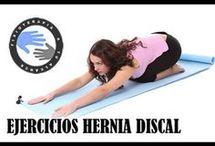 hernia discal....ejercicios