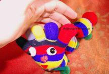 caterpillar/ toy - zabawka gąsienica / caterpillar for children