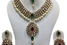 Kundan Wedding Bollywood Elegant Jewelry