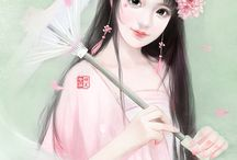 Chinese look