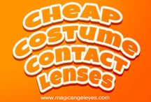Cheap Red Contacts / Check this link right here http://halloweencontacts.yooco.org/ for more information on Cheap Red Contacts. Cheap Red Contacts could go really well with the perfect outfit. Red is an exciting color and if your outfit and contacts match, you could really offset a nicely matched dress or shirt. Red is not expected in the eyes, so it would surprise and dazzle anyone that would see you.