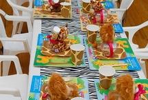 safari party ideas / by Carlyn Bantad