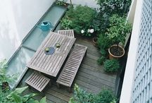 Outdoor living / Outdoor living inspiration by iBoligen