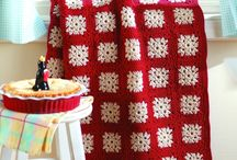 crochet :: red