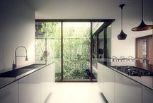 Galería interiores / Galería fotográfica de interiores casas de madera