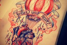 tattoo pin