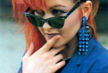 Cyndi/80s inspiration