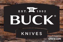 BUCK KNIVS