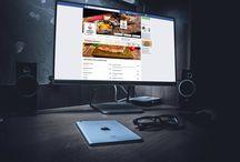 Online ordering / Τώρα με την νέα μας υπηρεσία μπορείτε να δέχεστε παραγγελίες μέσω της σελίδας σας άμεσα, γρήγορα και αξιόπιστα.