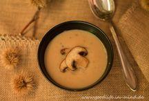 Suppen / Suppen, Eintöpfe & Co