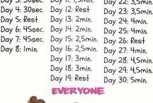 Exercises / Gym