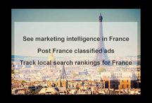 France Proxies - Proxy Key / France Proxies https://www.proxykey.com/france-proxies +1 (347) 687-7699. France officially the French Republic is a sovereign state comprising territory in western Europe and several overseas regions and territories. Metropolitan France extends from the Mediterranean Sea to the English Channel and the North Sea, and from the Rhine to the Atlantic Ocean; France covers 640,679 square kilometres (247,368 sq mi) and has a population of 66.6 million. It is a unitary semi-presidential republic.