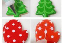 Navidad cookies ideas