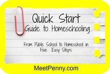 Coming Home (from public school) / by Christian Home Educators of Ohio