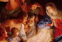 Adoration of the shepherds.