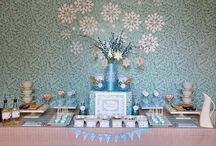 Deco, Sweet Tables