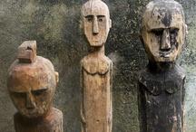 wood primitive