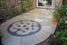 Garden patios created by our Landscaping company / Our Oxford based landscaping sister company have created some lovely patios for people - here are a few of their designs and installations.