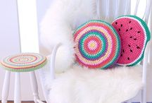 My Crochet Cushions