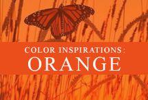 Color Inspiration: Orange