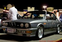 BMW'S old and new. E28 content heavy. / Anything BMW