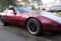1993 Corvette for sale-40th