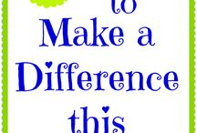 Family Service Project Ideas / Here are some ideas that you can do in your community.