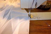 Hems - Sewing & Hand