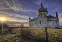 Old Churches / Old churches I've photographed in Saskatchewan.