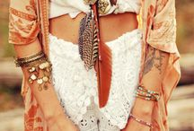 Boho/Hippie Fashion