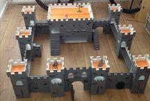 Play castle kasteel