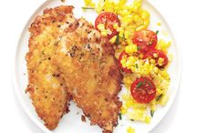 USDA MyPlate Meals / Meals that meet the USDA MyPlate standard for a balanced diet.