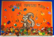 Bulletin Boards / by Becky Saling