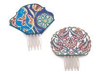 Artepeinas / Diseñador de pendientes y peinas de flamenca. El estilo más clásico y arraigado del flamenco.