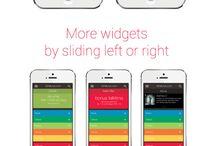 interface e conceito de apps