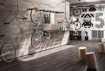 cycling room