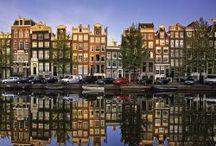 Pesca delle biciclette - Amsterdam