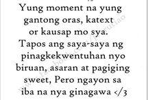 Tagalog  / by April Armonia