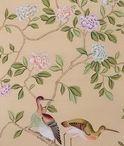 Luxury Chinoiserie Wallpaper