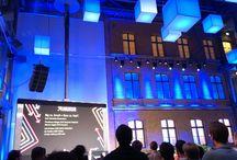 Lange Nacht der Startups / Die Lange Nacht der Startups am 7. September 2013 in der Hauptstadtrepräsentanz der Deutschen Telekom / by Special day. Special Place. PLACCES