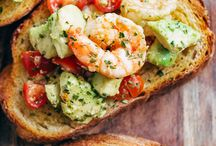 Appetizers / Appetizers, finger food, amuses-bouches - whatever you call it, here are some little snacks that ready our appetites for the equally delicious things to come.