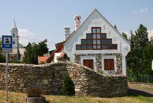 Aszófő / Balaton-felvidék, parasztház, családi ház, présház, borászat