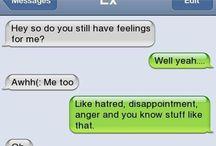 Hahaha funny texts!!!