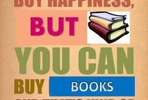 Books and more books